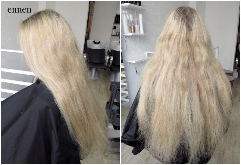 Makeover: Hiusten uusi pituusennätys