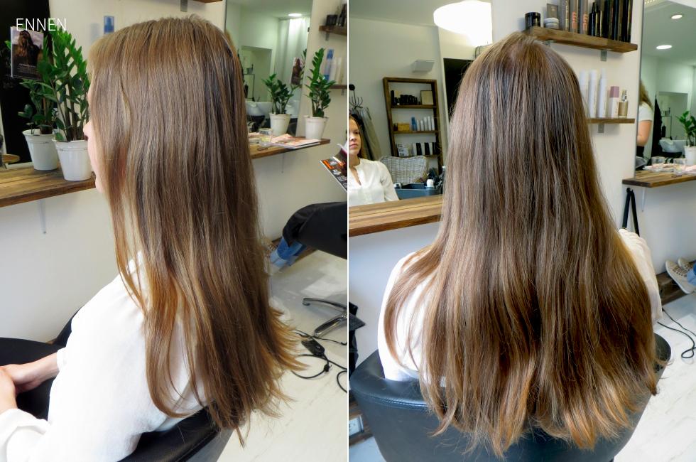 Makeover: Huijaa tukka tuuheammaksi + kiitosvuodatus Lilylle