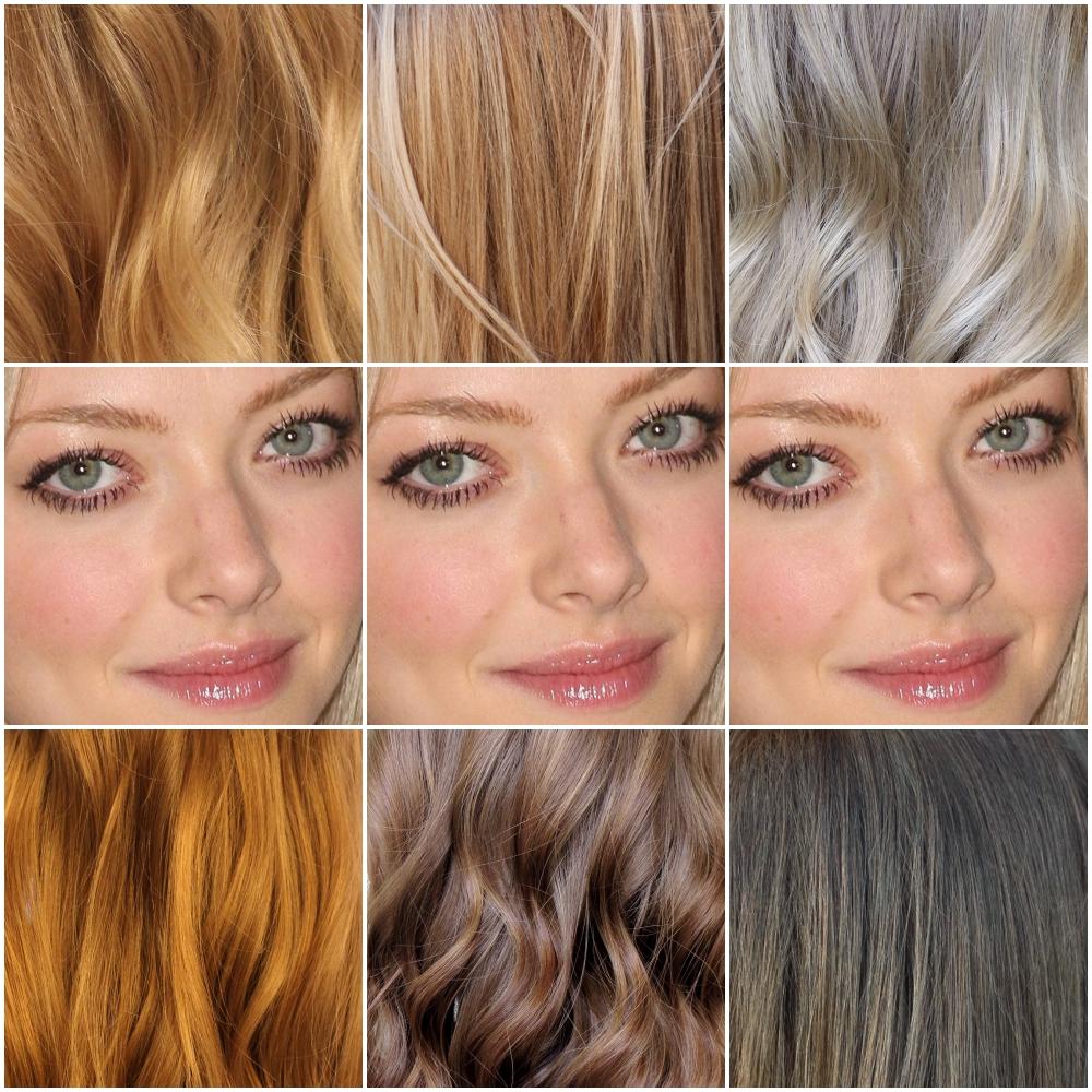 Vaalea Kupari Hiukset
