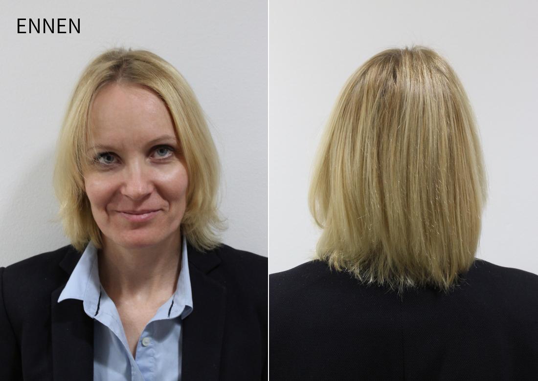 Makeover: Lyhyempi hiusmalli tekee ihmeitä kasvoille