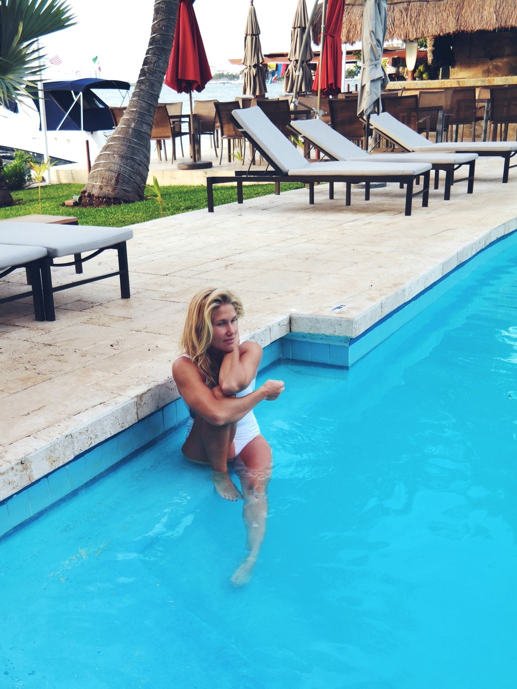 allaspäivä Cancunissa