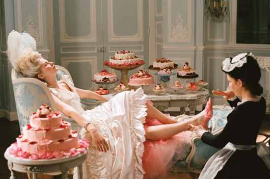 Let me eat cake.