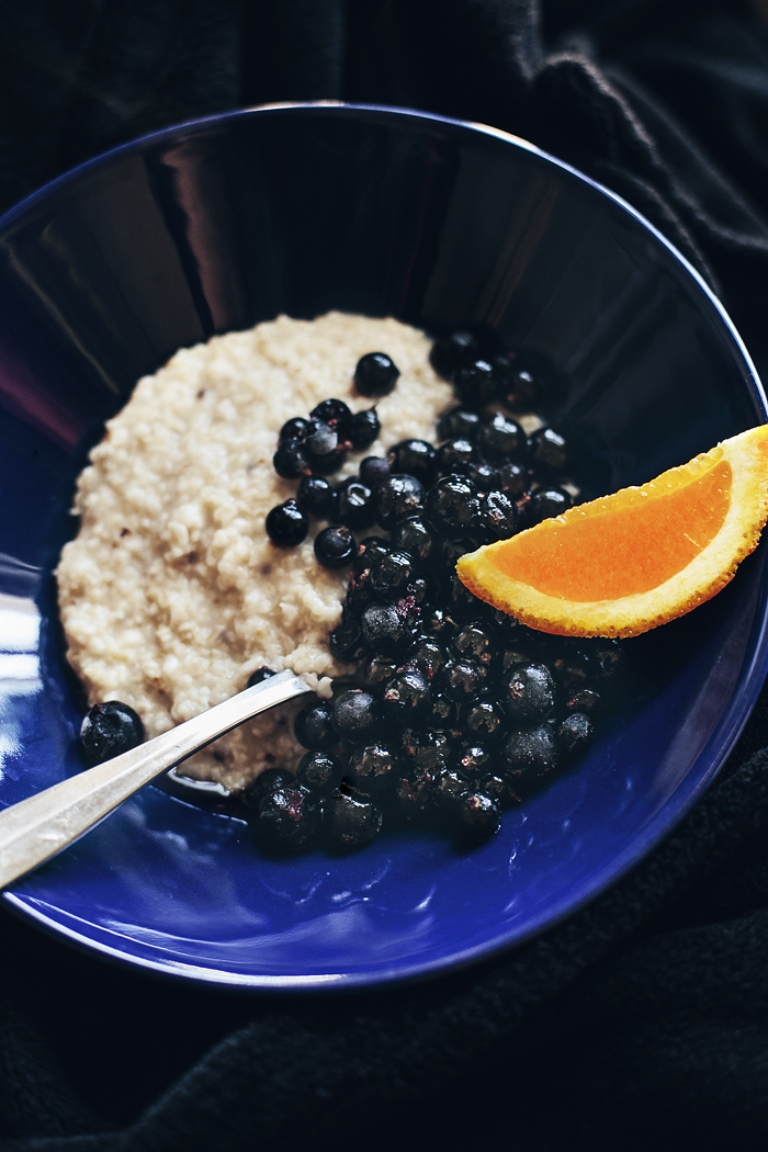 Päivän pelastaja / Morning porridge