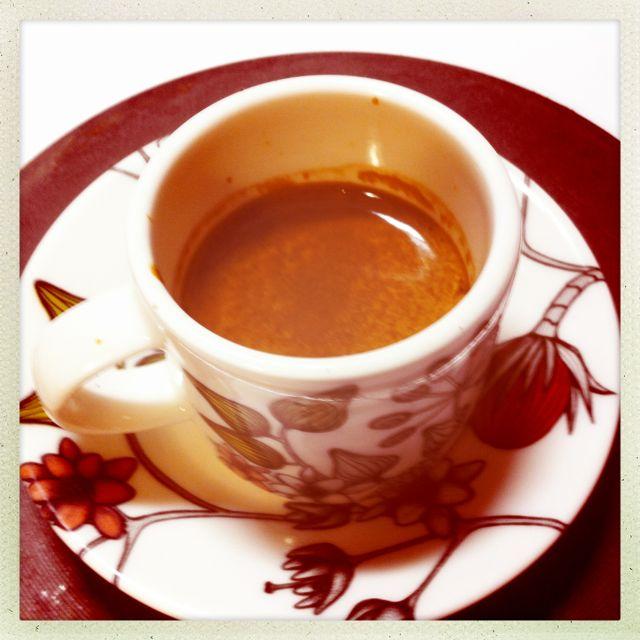 Mansikkakaudelle jatkoaikaa kahvilla? (Caffi: Kesäkahvi Buna)
