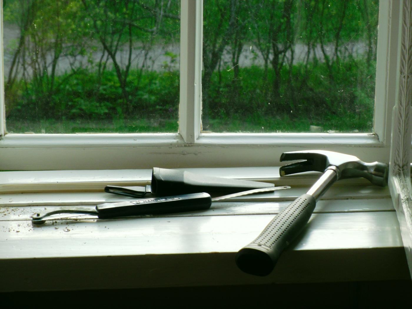 Ikkunoidenpesuopas