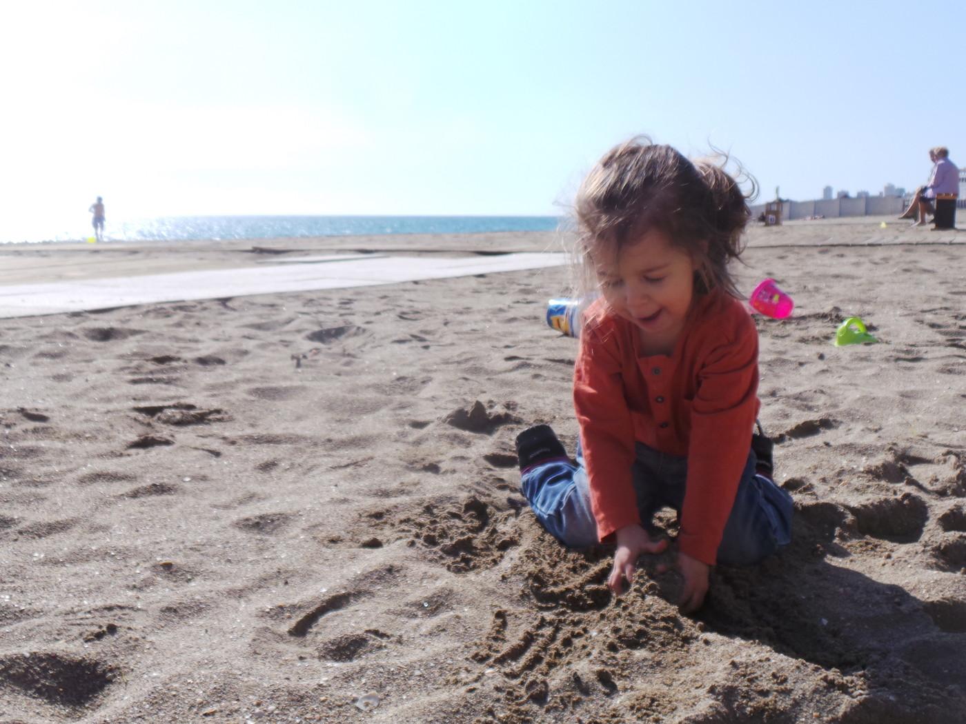 Vamos a la playa (o-o-oo-oo-o)