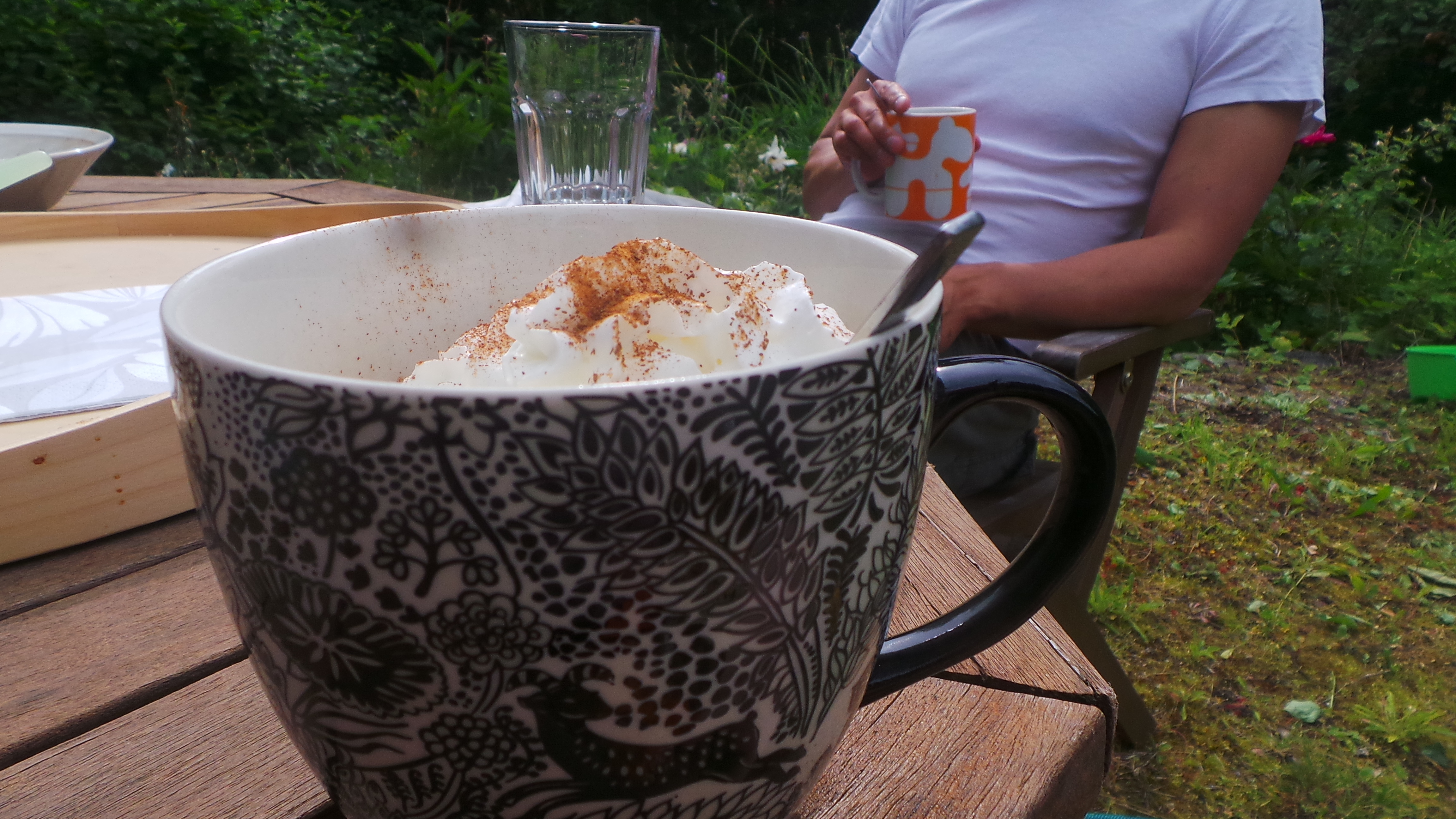 Uusi kesä, uusi kahvi