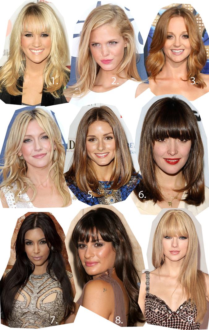 Hiusmallit 2021 Pitkät Hiukset