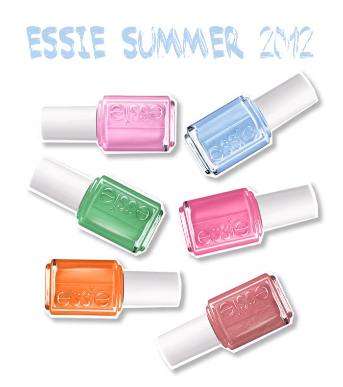 Essie summer 2012
