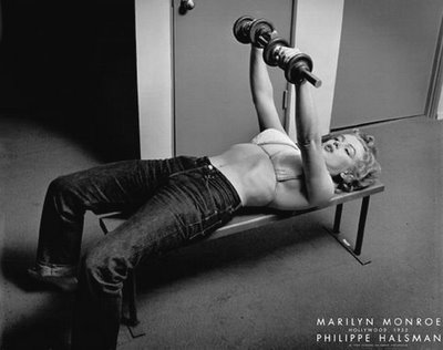 people_celebrities_legends_marilyn_monroe_philippe_halsman_benchpress_weights_poster_6684871017514_l.jpg