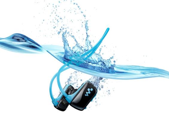 ARVONTA: Vedenkestävä MP3-soitin!