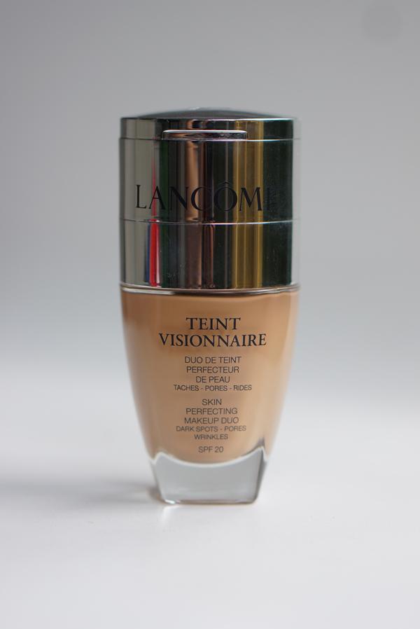 Lancôme Teint Visionnaire – Aikuisempaa kuultoa meikkivoiteesta