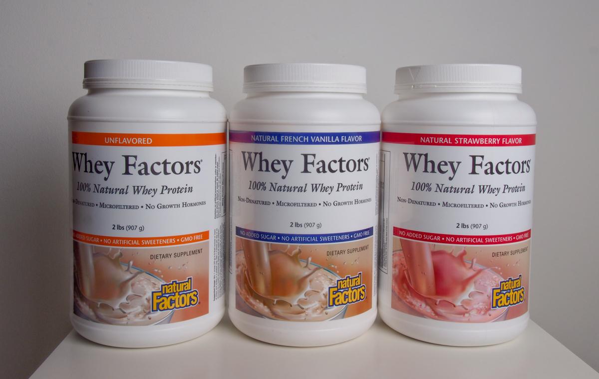 Proteiineista paras – Natural Factors