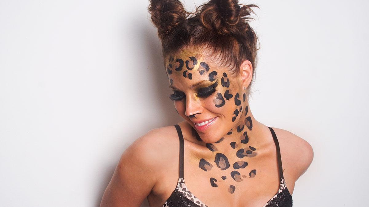 Halloween 2014: Helppo Leopardi