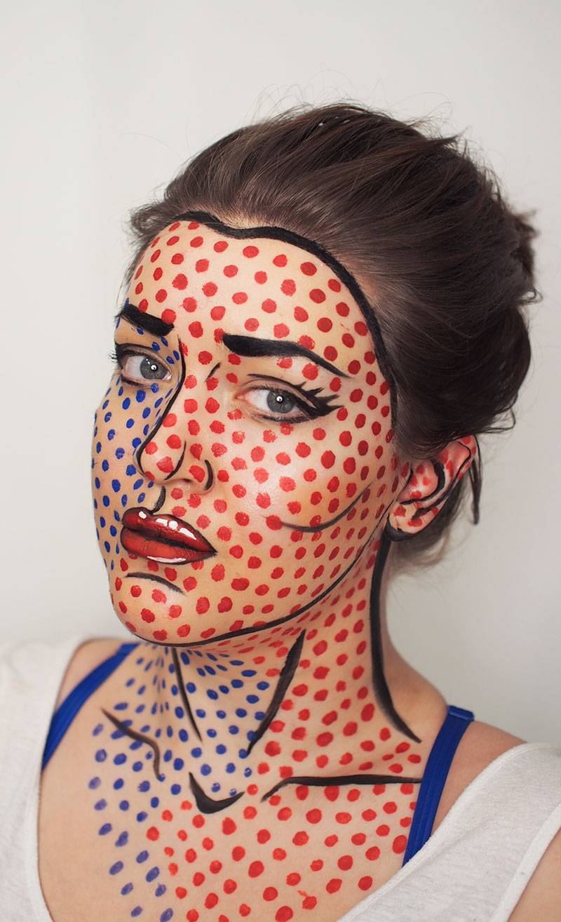 Halloween 2014: Pop art!
