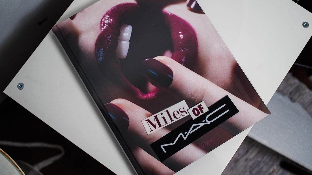 Kosmetiikkafriikin joululahjatoiveet: Miles of M.A.C.