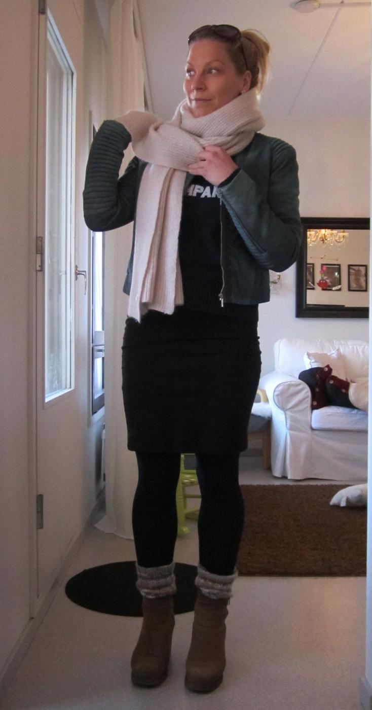 06/03/2013: Leather jacket