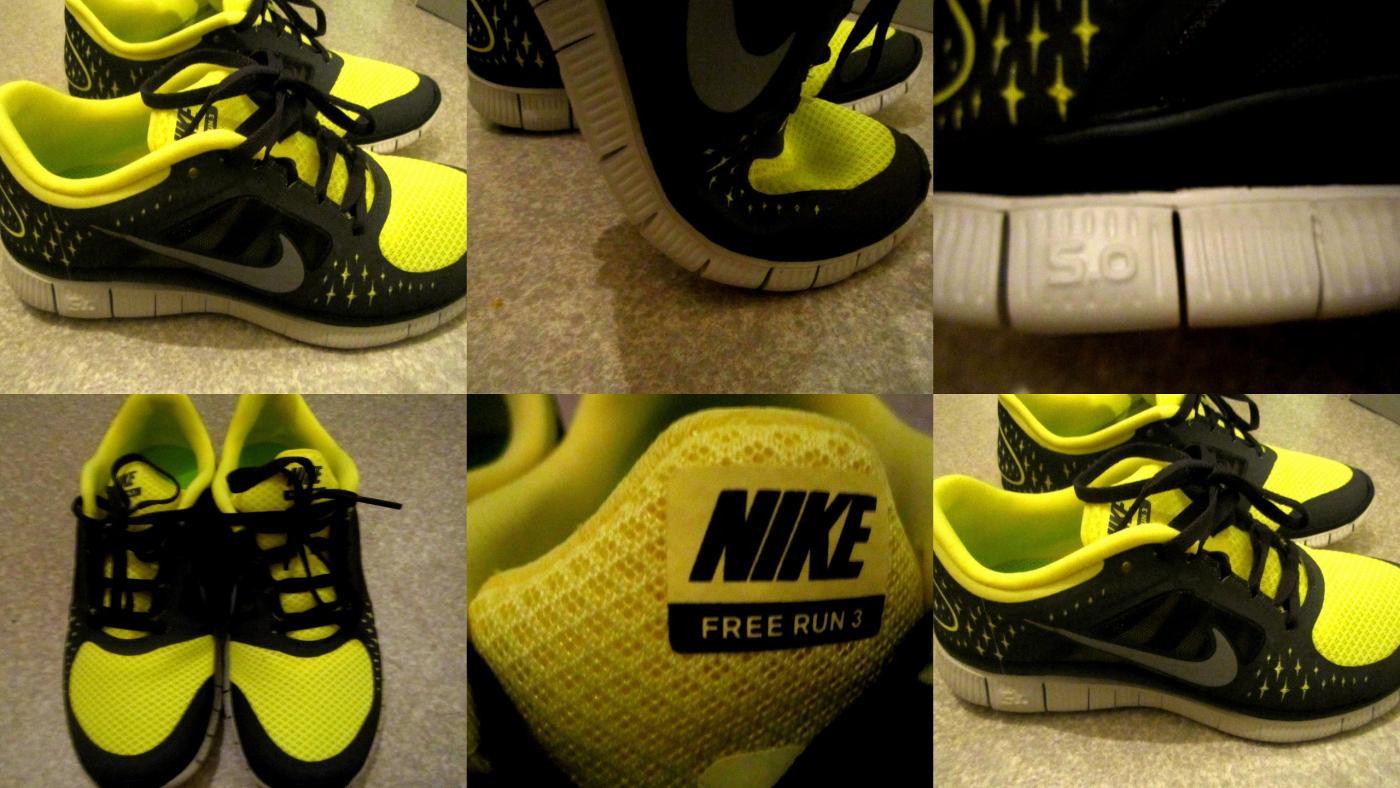 Välineurheilua: Nike Free Run 3*