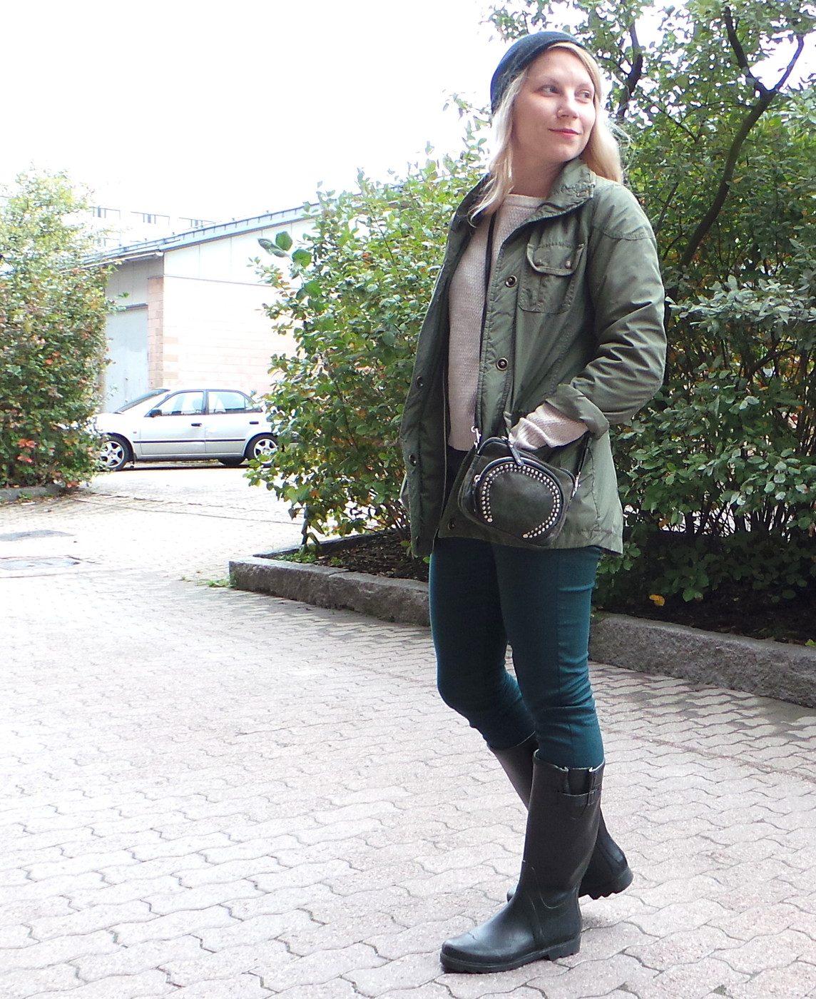 23/09/2013: Rain boots and so on
