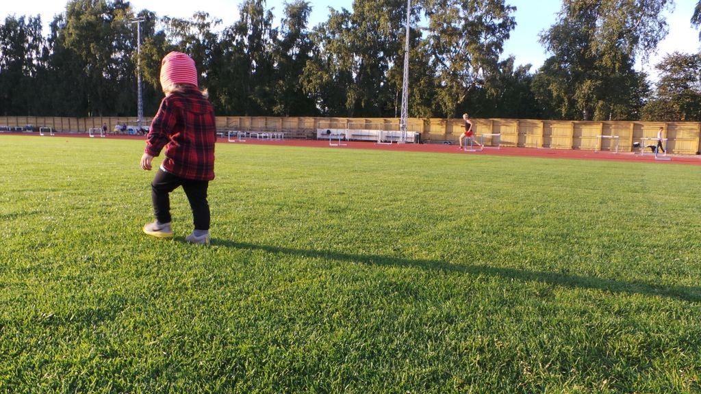 Merkittävä virstanpylväs lapsen kehittymisessä