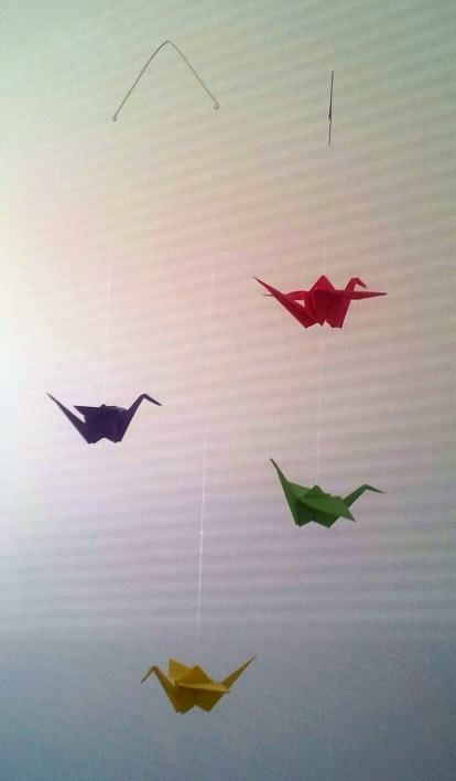 Origami-unelmia