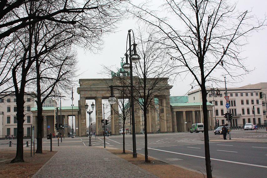 Berliini pähkinänkuoressa