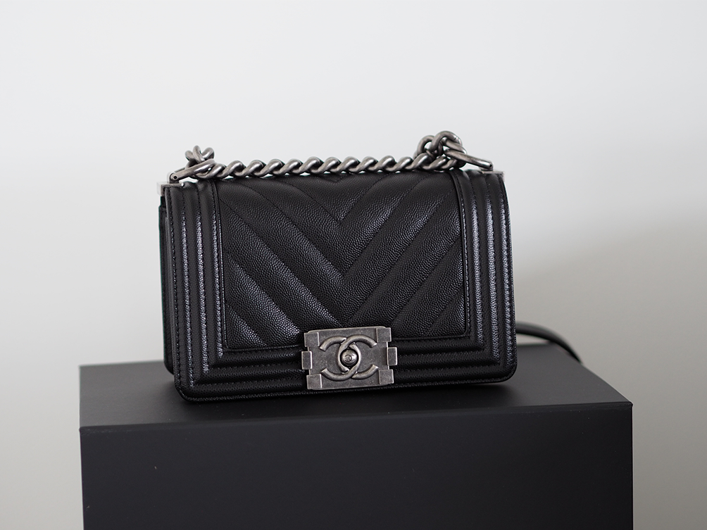 NEW IN: CHANEL BOY