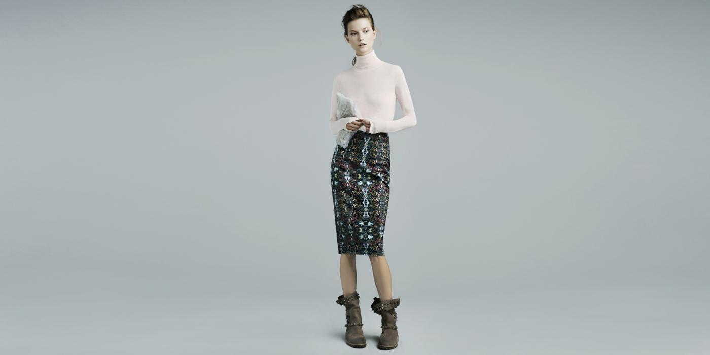 Zara, lookbook, laihat ajatukset