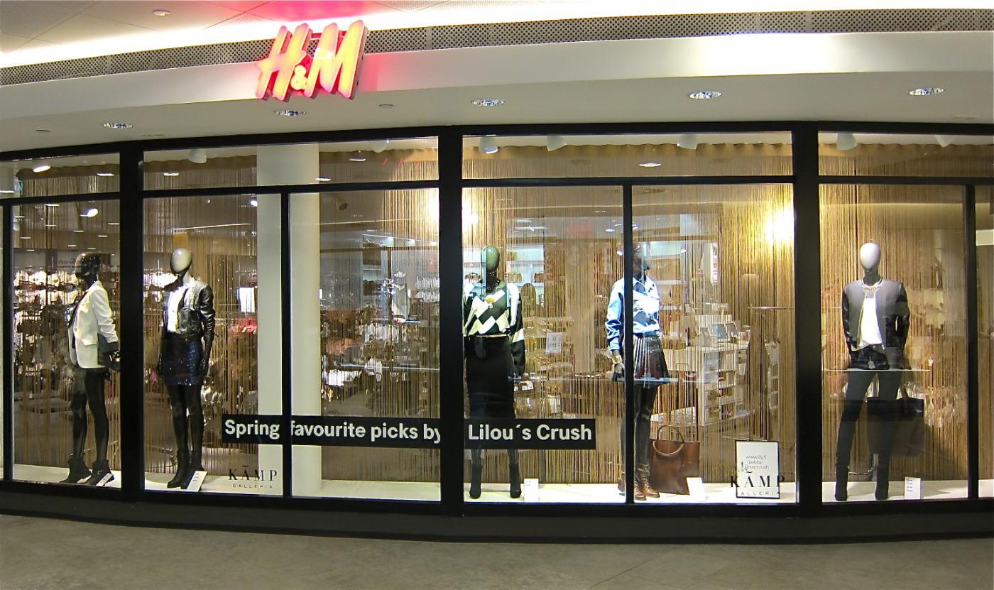 Lilou ja H&M Spring Favourite Picks ja 100€ lahjakorttiarvonta