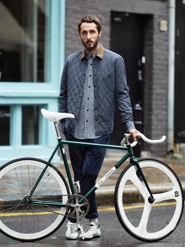 Hei pojat: H&M For Brick Line Bikes