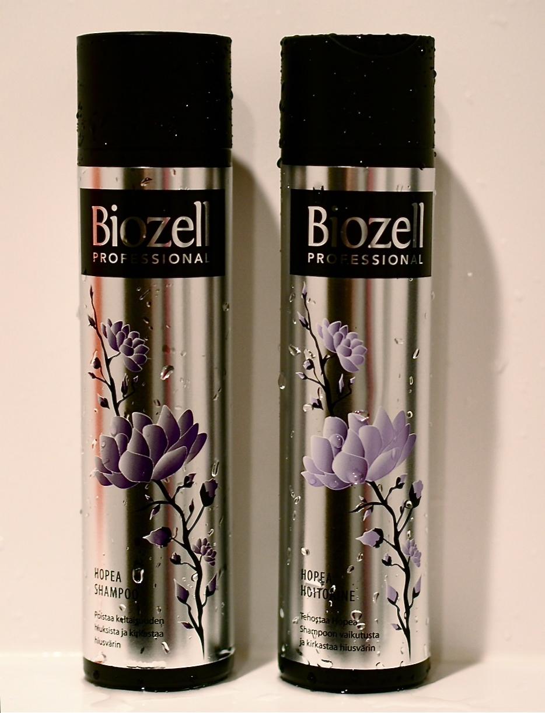 Testissä Biozellin hopeatuotteet ja tarjolla arvonta!