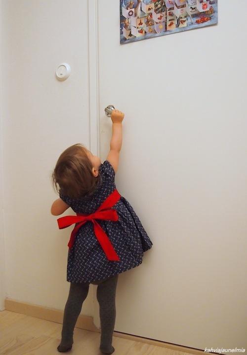 Estelle-mekko jouluksi