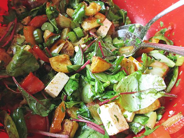 Alisen perunasalaatti