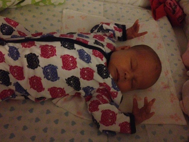 Miten lapseni nukahtaa?