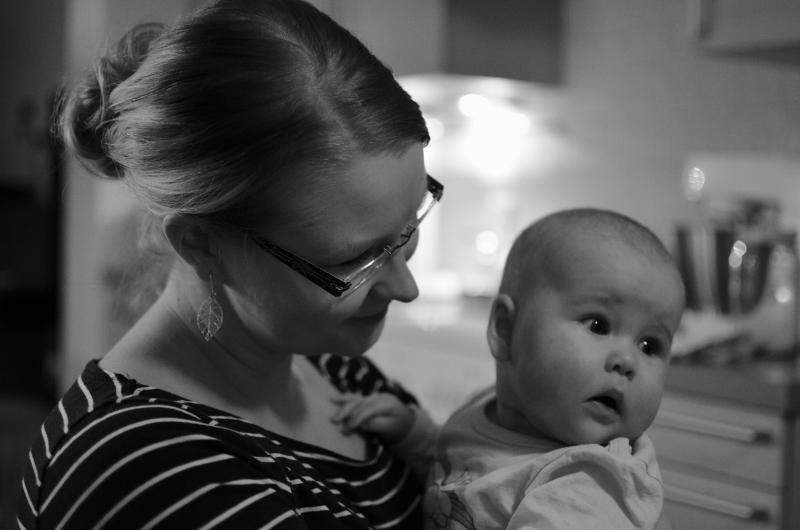 Vauvan Eroahdistus