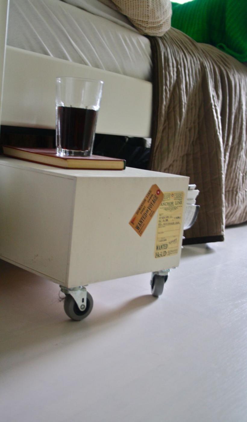 DIY / Yöpöydät