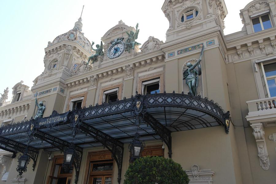 Päivä Monacossa