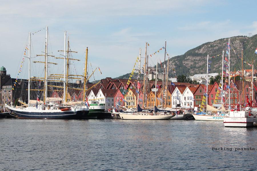 Bergen ja Tall Ships