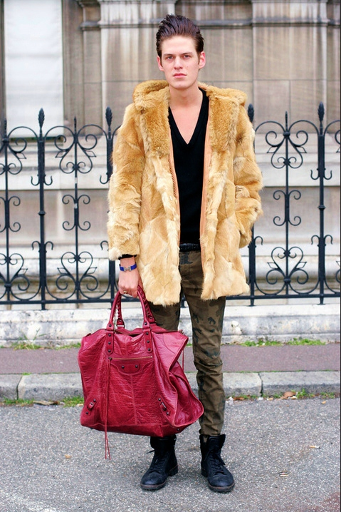 PFW: OUTFIT DAY 3