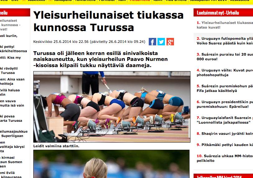 Kankkuwau: Iltalehden kuumat kesäpakarat