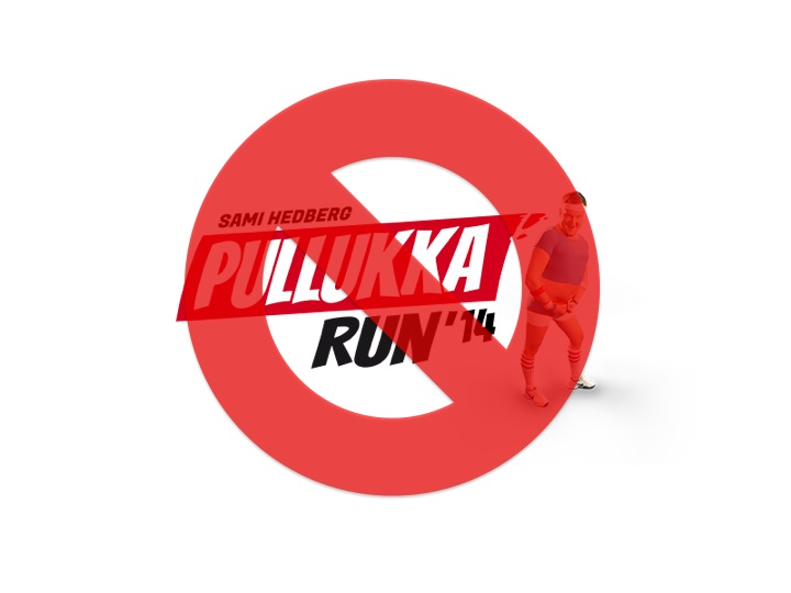pullukka run