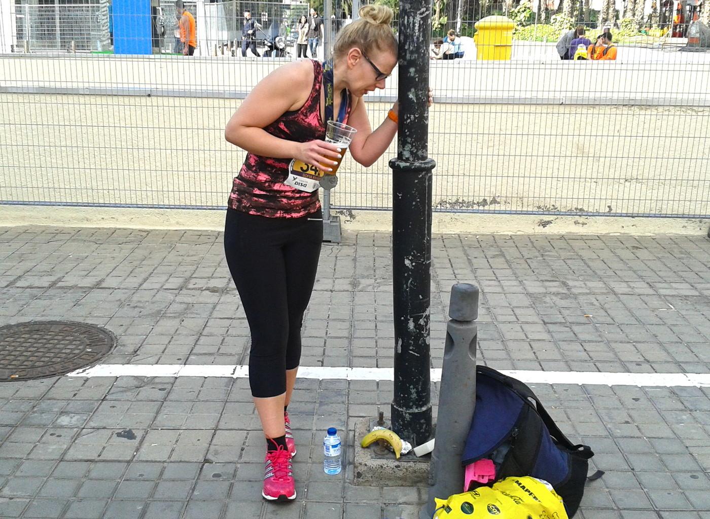Miksi juoksen maratoneja?