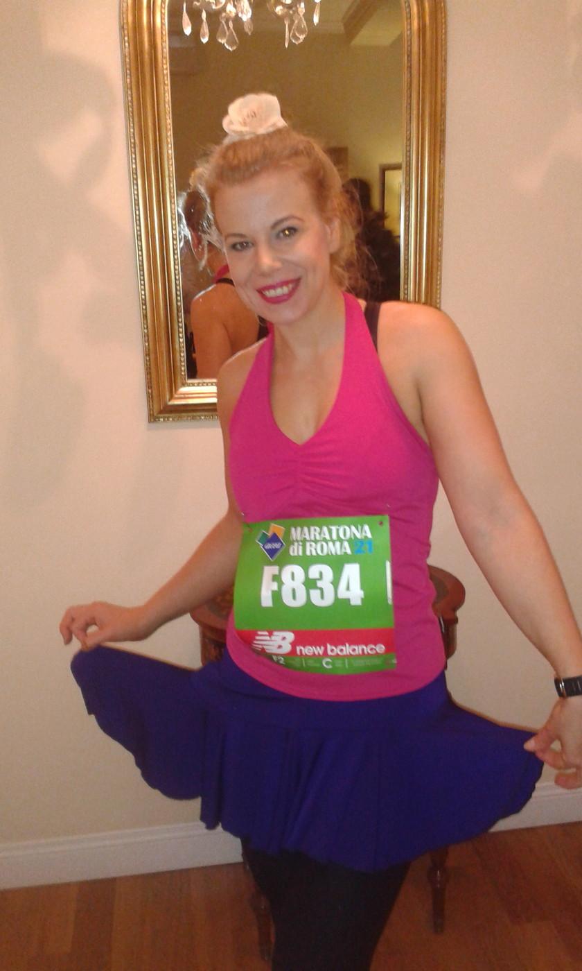 La Dolce Vita! eli Rooman maratonasut