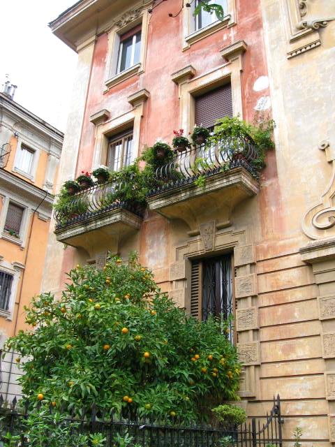 Jaa (ruoka-)vinkkisi Roomaan!