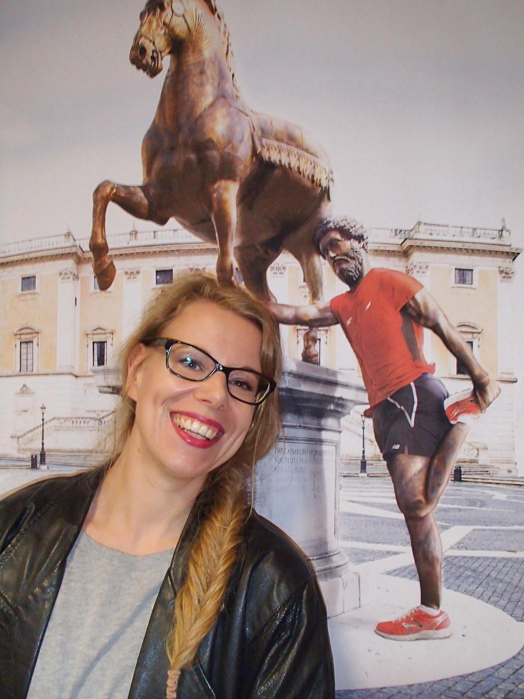 Ei hermoheikoille – Rooman maratonin järjestelyt