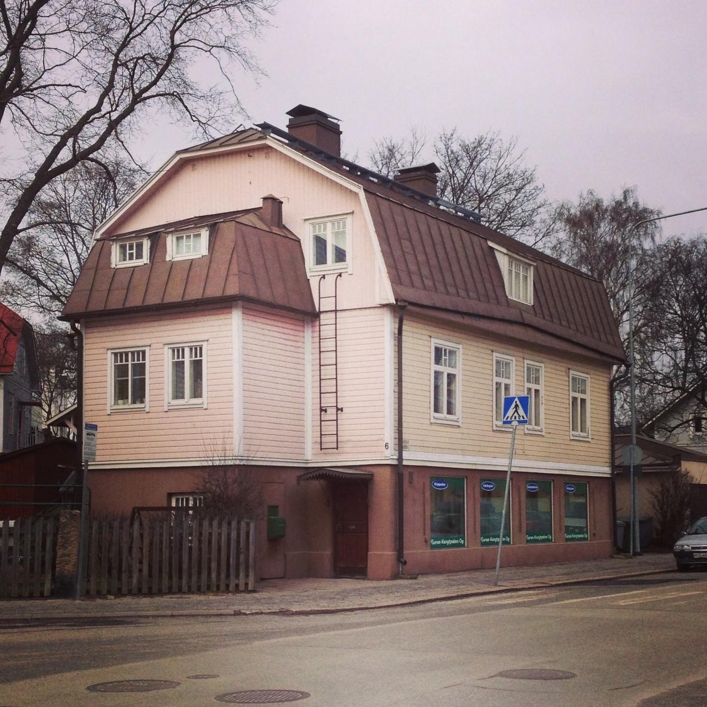 Puutalot Turku