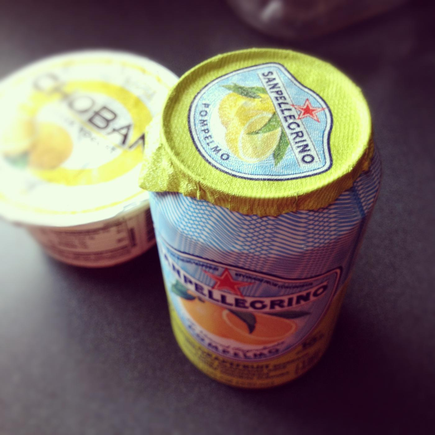 Greippi ja sitruuna