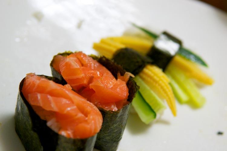Sushi Terveellisyys