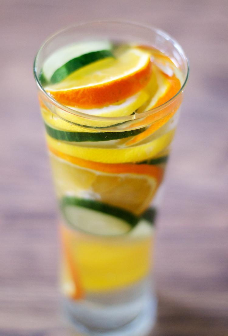 Tuunattu hedelmävesi