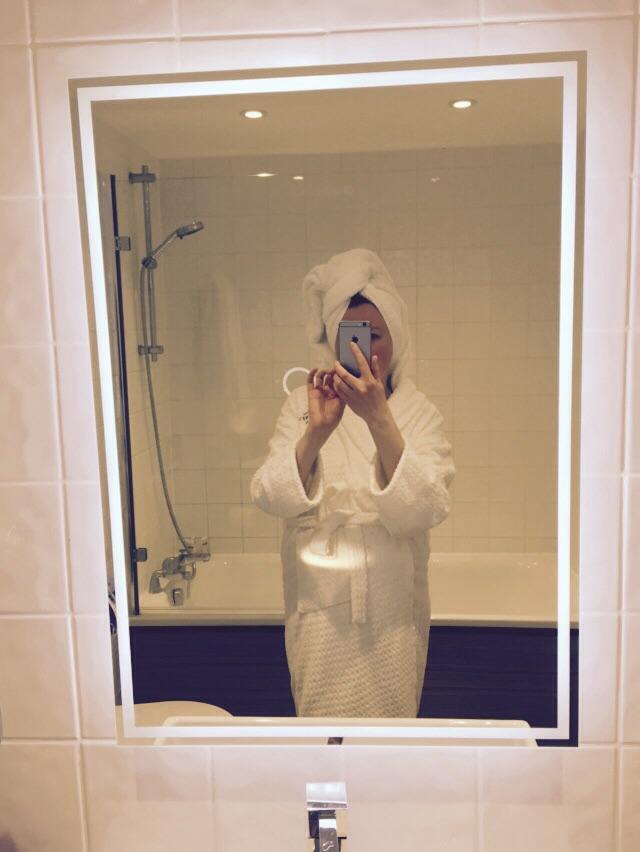 Kävinpä kylpylässä
